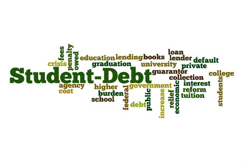 defaulted student loans