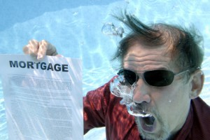 mortgage underwater
