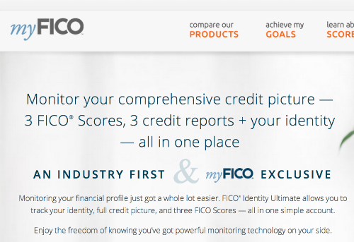 Get your FICO® Score  Credit Report Tools  Identity Theft Protection  Tips   Savings