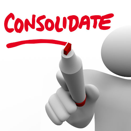 consolidate student loans