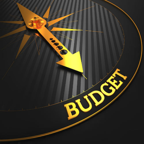 budget is not a 4 letter word