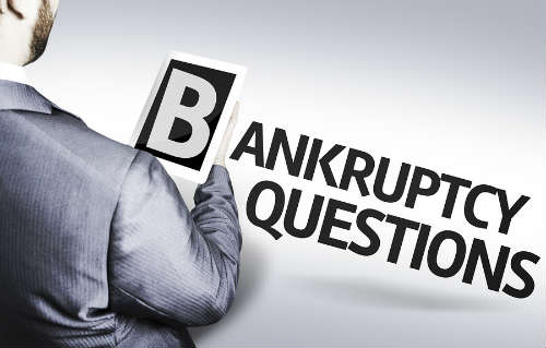 Bankruptcy answers