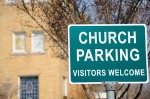 church scam