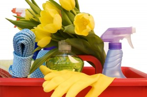 spring clean finances
