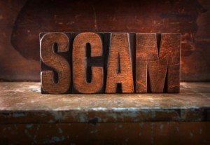 debt relief scam