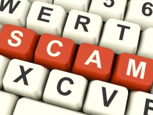 Scams in the Chicago area