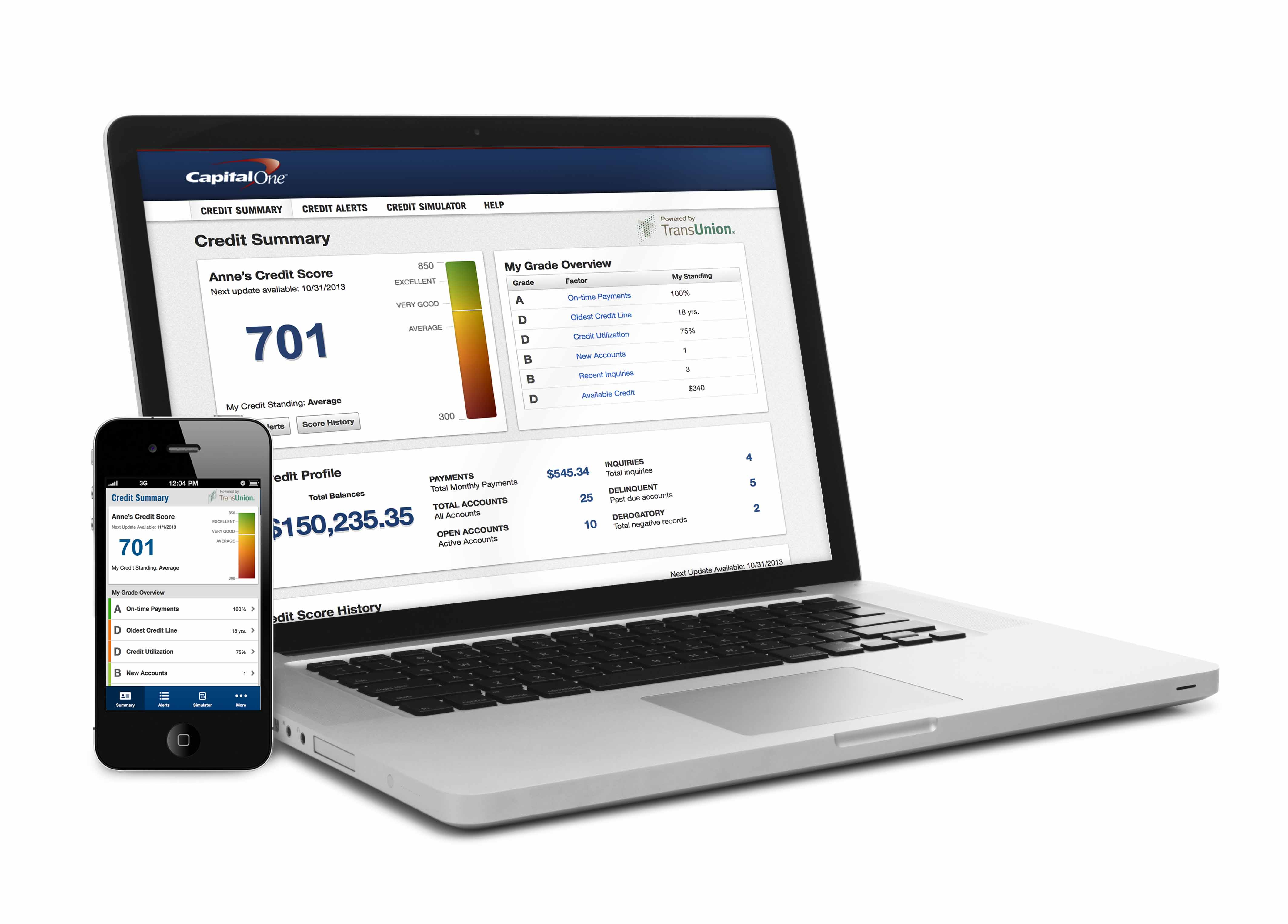 capital one rolls out credit tracker free credit scores for