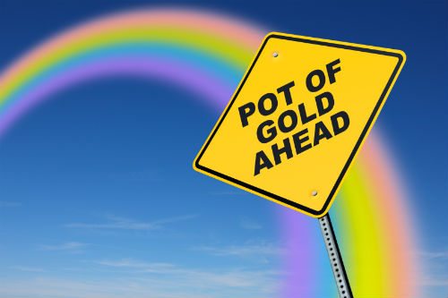 Money Myths, Pot of Gold