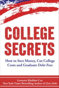 College Secrets by Lynnette Khalfani-Cox