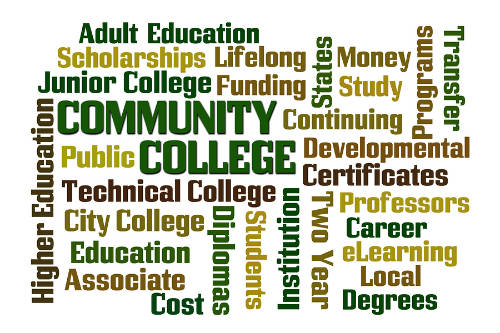 transfer from community college to a university