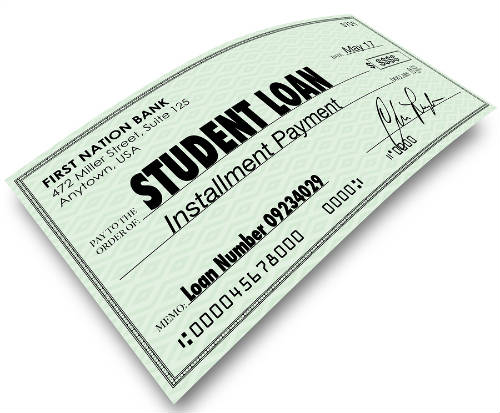 get rid of student loans