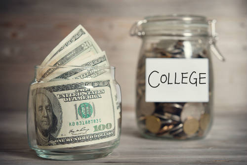 Pre-pay college tuition