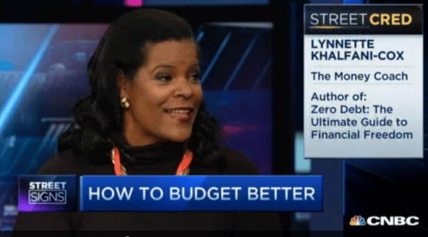 Lynnette Khalfani-Cox How to budget better in 2015
