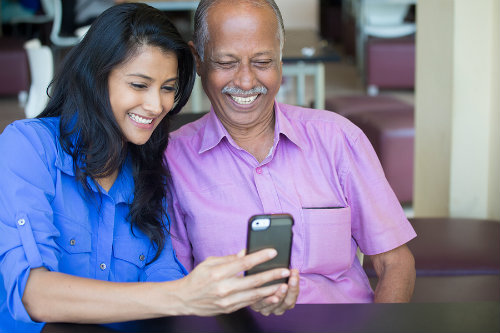Ready, Set, Bank: Helping Parents & Grandparents with Technology and Online Banking