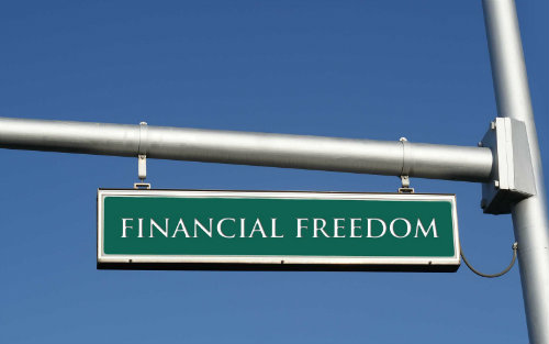 True Financial Freedom: What it Is, and Getting There