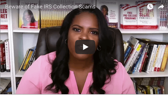 Beware of Fake IRS Collection Scam