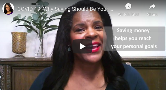Saving - Lynnette Khalfani-Cox